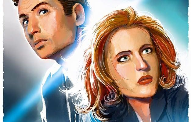 The X-Files tome #2, la preview !