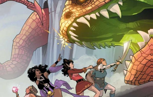 Mon Impression : Rat Queens tome #1