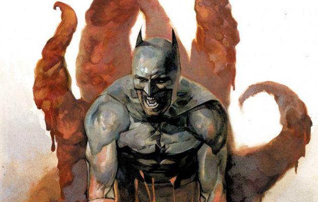 Batman, le Chevalier Noir tome #4, la preview !