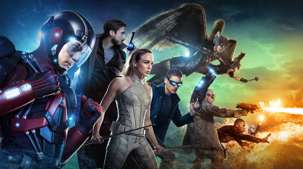 Legends of Tomorrow débarque en France