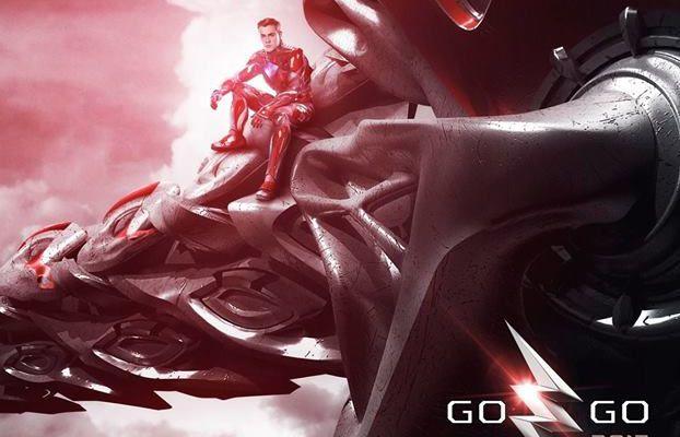 Des affiches pour Power Rangers !