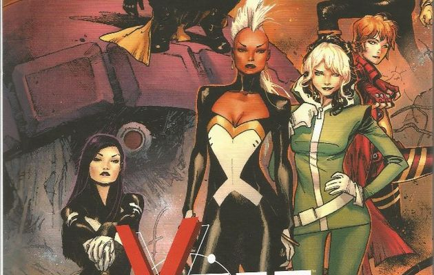 Mon Impression : X-Men tome #1