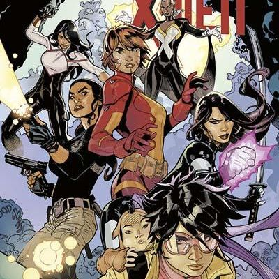 "Mon Impression : X-Men tome #2 ""Fantômes"""