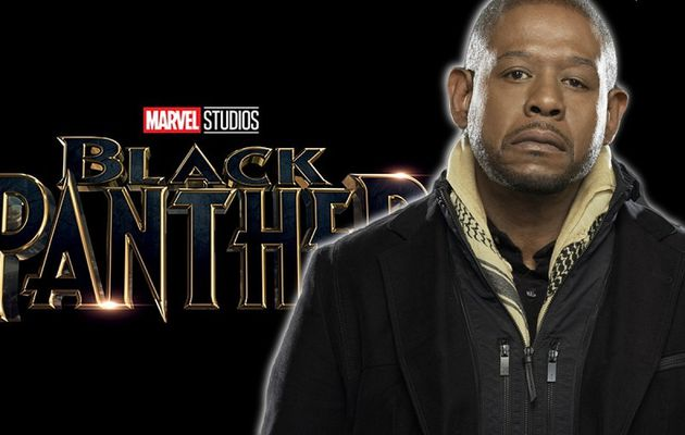 Forest Whitaker rejoint Black Panther !