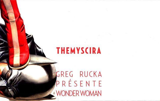 Greg Rucka présente Wonder Woman tome #1 en février !