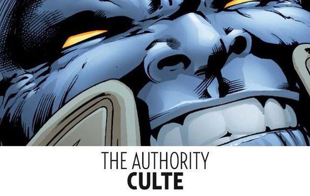 The Autority tome #1 en juillet !!