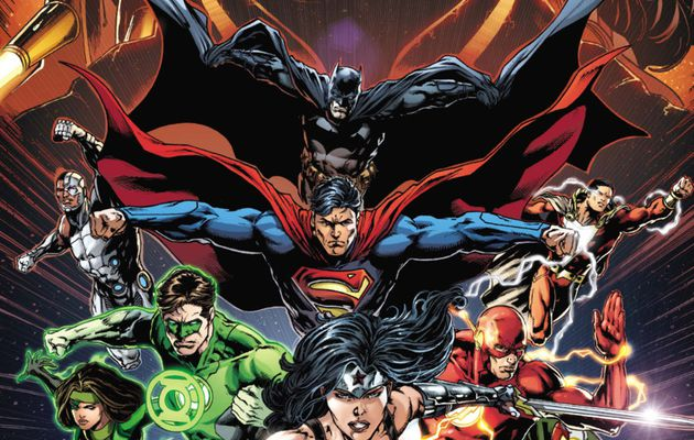 Mon Impression : Justice League Univers #12