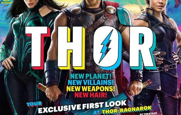 Thor 3, se dévoile en quelques images !