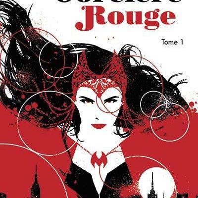 """Mon Impression : La Sorcière Rouge tome #1 """"La Route des Sorcières"""""""