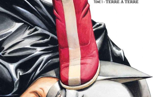 """Mon Impression : Greg Rucka présente Wonder Woman tome #1 """"Terre à Terre"""""""