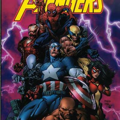 """Mon Impression : New Avengers tome #1  """"Chaos"""""""
