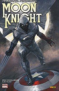 """Mon Impression : Moon Knight tome #1 """"Vengeur"""""""
