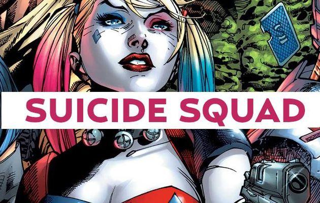 Deuxième tome de Suicide Squad Rebirth en octobre !