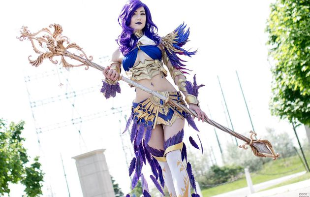 Parle-Moi Cosplay #196 :Luxlo Cosplay