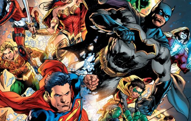 Mon Impression : DC Univers Rebirth