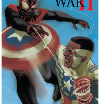 Mon Impression : Civil War #5