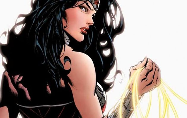 "Mon Impression : Wonder Woman, Déesse de la Guerre tome #1 ""Insurrection"""