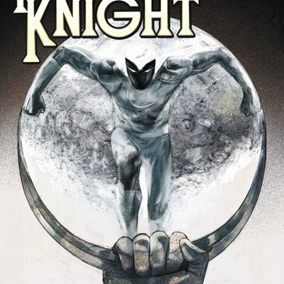"Mon Impression : Marvel Knights Moon Knight tome #2 ""Bas les Masques"""