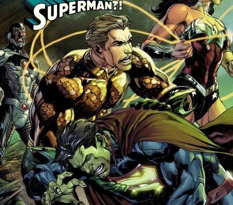 Mon Impression : Justice League Saga #2