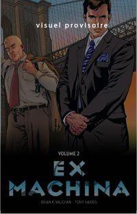 Ex Machina #2 chez Urban Comics