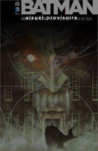 Batman Arkham Asylum chez Urban Comics