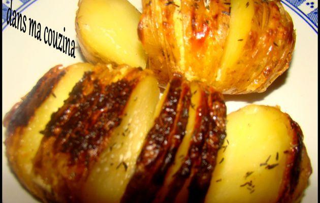 pomme de terre au four a la suédoise