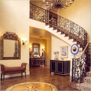 Design hall d'entrée élégant et de charme