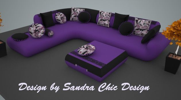 "Design unique de mobilier ""sandra chic design"""