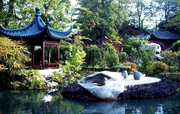 Design de jardin Japonais