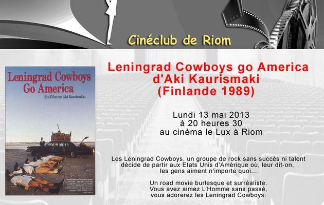 Leningrad Cowboys go Ameria ... Via Riom