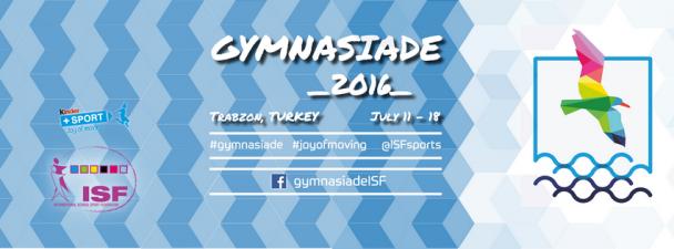 16ème édition des gymnasiades