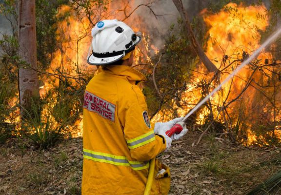 Incendies NSW