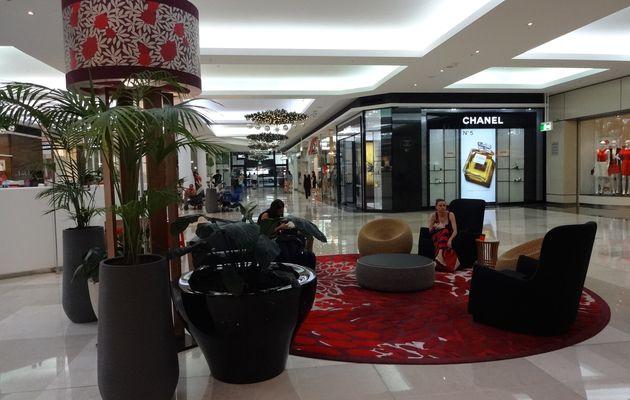 Architecture d'intérieur - Centre commercial