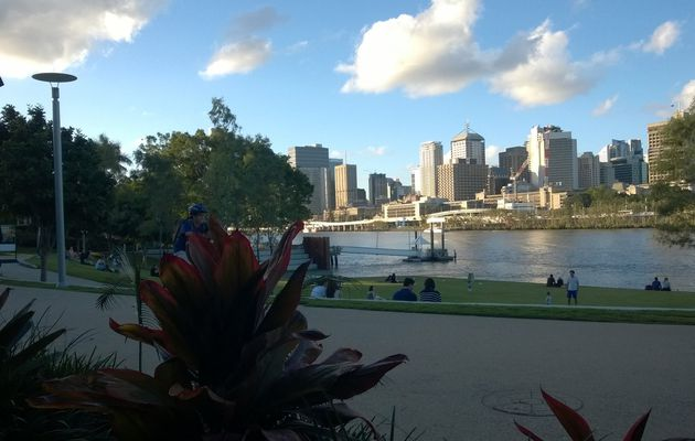 Friday Drinks - Southbank