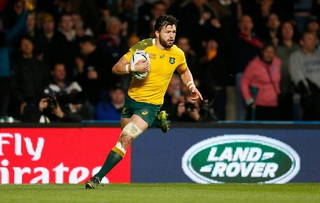 Rugby World Cup - Australia vs Argentina