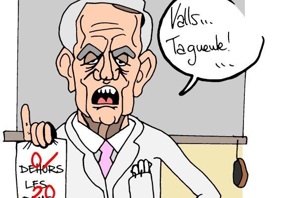 Ayrault veut controler les interviews de ses ministres..