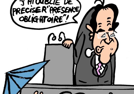 Hollande convoque le parlement en juillet...