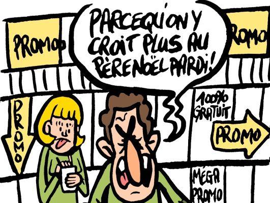 Pourquoi les français dépenseront plus à Noël?