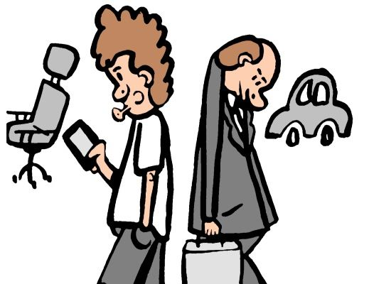 Le numérique bouleverse le monde du travail...