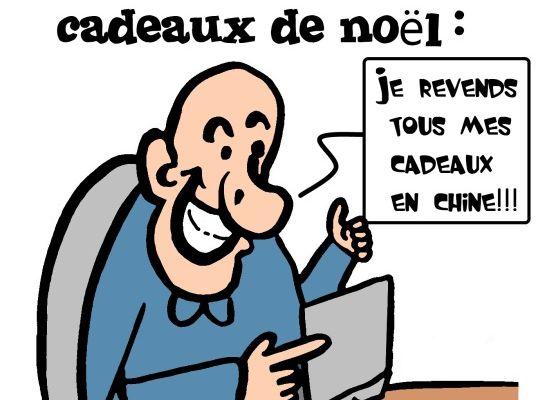 6 français sur 10 prêts à revendre leurs cadeaux de noël: