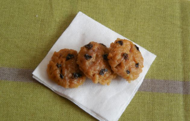 1 cookie, 2 cookies, 3 cookies !