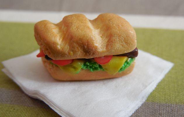 Un sandwich pour une petite faim !