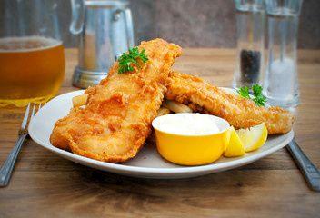 """Pays 2, partie 3 : La recette du """"Fish and Chips"""" !"""
