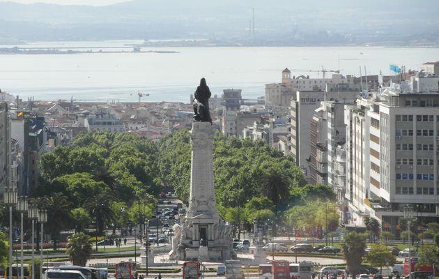 Lisbonne, Avenida da Liberdade