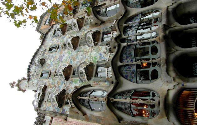 Barcelone, L'Eixample, le quartier du modernisme