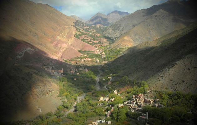 De Marrakech à Imlil, en route vers le Toubkal