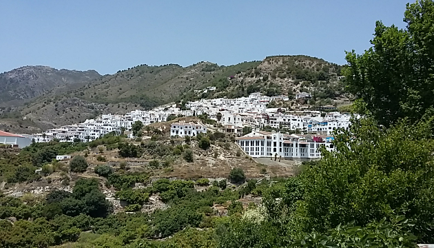 Frigiliana, un des plus beaux villages andalous