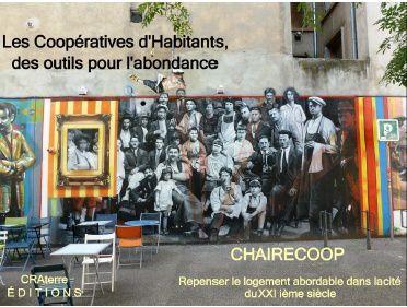 Mat'Livre : Participation à un ouvrage collectif sur les coopératives d'habitants