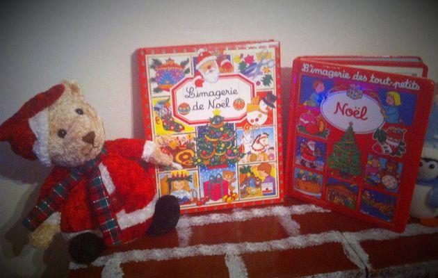 Chut les enfants lisent #78 - Imageries de Noël chez les Editions Fleurus
