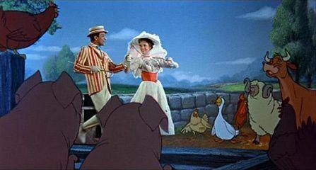 Youpi c'est vendredi challenge Disney 11 Mary Poppins
